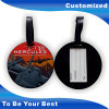 Customized Soft PVC Rubber Luggage Tag for Souvenir Gift (LG001)