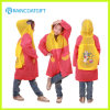 Cute PVC Kids Raincoat Rvc-013