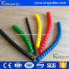Hydraulic Hose and Cable Used Colorful Plastic Spiral Hose Guard Protector