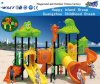 Marine Feature Various Slide Outdoor Equipment Children Playground Hf-12301