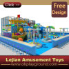 2016 Ce Lovely Castle Coconut Tree Indoor Children Playground (ST1402-10)