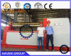W12S-30X2500 4 Roller Steel Plate Rolling and Bending Machine
