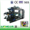 PLC Control Film Paper Printing Machine with Ceramic Roller