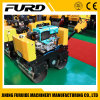 Walk Behind Double Drum Hydraulic Vibratory Roller