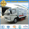 Dongfeng 4*2 Road Sweeper 6 Wheels Street Cleaning Truck