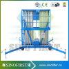 8m Push Around Aluminum Alloy Aerial Elevator Platforms