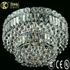 LED Modern Design Luxury Crystal Ceiling Lamp (AQ40001-9+10C)