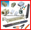 Keystone Jack Face Plates & 110 Wiring / Block Cable Tester & Patch Panel RJ45 Wiring Block