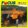 Truck Mounted Concrete Pump with Mixer