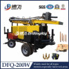 Portable Hard Rock Borehole Drilling Machine