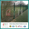 PVC Coated 358 Airport Fence /358 Welded Mesh Fence/ Y- Shaped Post 358 Fence