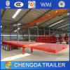 Chengda Trailer Factory 20ft and 40ft Container Transport Semi Trailer