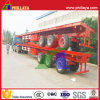 2-3 Axle Truck 50-60ton 40′ Container Flatbed Truck Semi Trailer