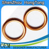 Copper Coated Gasket for High Temperature