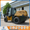 3-4.5m Lifting Height Diesel Rough Terrain Forklift Truck Mr35y