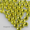 Citrine Flat Back Hot Fix Rhinestone DMC Crystal for Garments