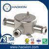 Stainless Steel Cable Terminales Junction Box with Atex