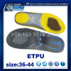 Comfortable Soft Insole/Outsole by PU+Rb Material