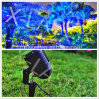 Static Blue Outdoor Laser Light Firefly Garden Tree Laser Twinkle Star Laser Lighting Projector