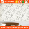 2017 Beautiful Ink Paiting Waterproof Home Wallpaper Flower