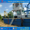 All-Hydraulic 14 Inch River Sand Cutter Suction Dredger
