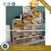 School Iron Steel Metal Filing Cabinet / Bookcase / Bookshelf (HX-8NR0768)