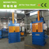 Plastic PET HDPE bottle hydraulic baler/baling machine