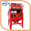 Dustless Heavy Duty Industrial Use Glass Bead Cabinet Blasting Machine