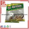Cooked Ginger Vacuum Packaging Nylon Plastic Aluminum Bag