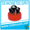 Countersinks & Deburring Tool with Hole