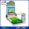Children Cartoon Amuseument Equipment with Gift Machine Kids Indoor Mini Golf Coin Operated Ticket Game