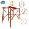 Foshan Safety Masonry Material H Frame Scaffolding for Construction
