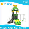 New Plastic Children Outdoor Playground Factory Sale with Discount