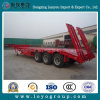 3-Axles Lowbed Container Semi Trailer