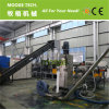 Double Stage PE PP film Waste Plastic pelletizing line