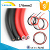Mc4X6mm2 Solar PV Conductor Tinned Copper Wire Black&Red