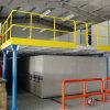 2 Levels Steel Mezzanine Floor