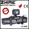 12000lbs 12V 4WD Electric Powerful High Speed Winch