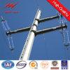 S500mc Steel Grade Round Coloum Galvanized Steel Pole