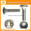 Anti Rust Top Quality A2 Metric Size Carriage Bolt