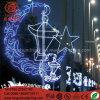 Waterproof LED Ramadan Eid Pole Street Light for Outdoor Decoration