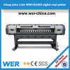 Cheapest Price 1.8m One Epson Head Digital Tarpaulin Printing Machine