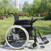 Folding Electric Wheelchair with Ce