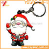 Customed Logo PVC Keychain Souvenir