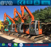 Original Japan Made Mini Excavator Hitachi Zx75us Excavators for Sale