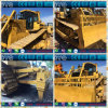 Used Cat Crawler Bulldozers Cat D6r for Sale