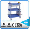 European Quality ABS Treatment Trolley