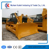 Big Crawler Bulldozer Equipped with S-Blade and Single Shank Ripper