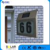 House LED Solar Door Numbers Solar Wall Light