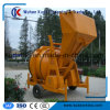 Diesel Concrete Mixer with Hydraulic Tipping Hopper Rdcm35011DHA